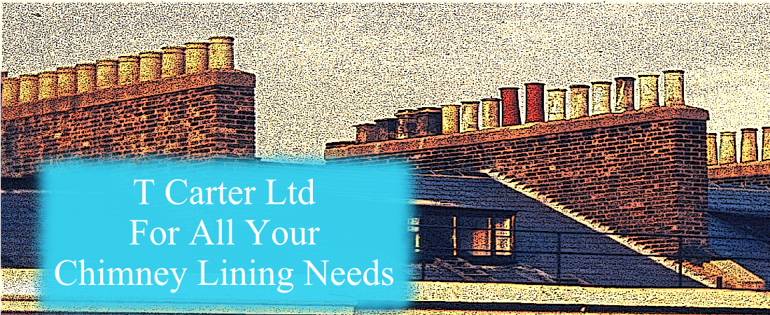 Chimney lining Specialists - T Carter Ltd